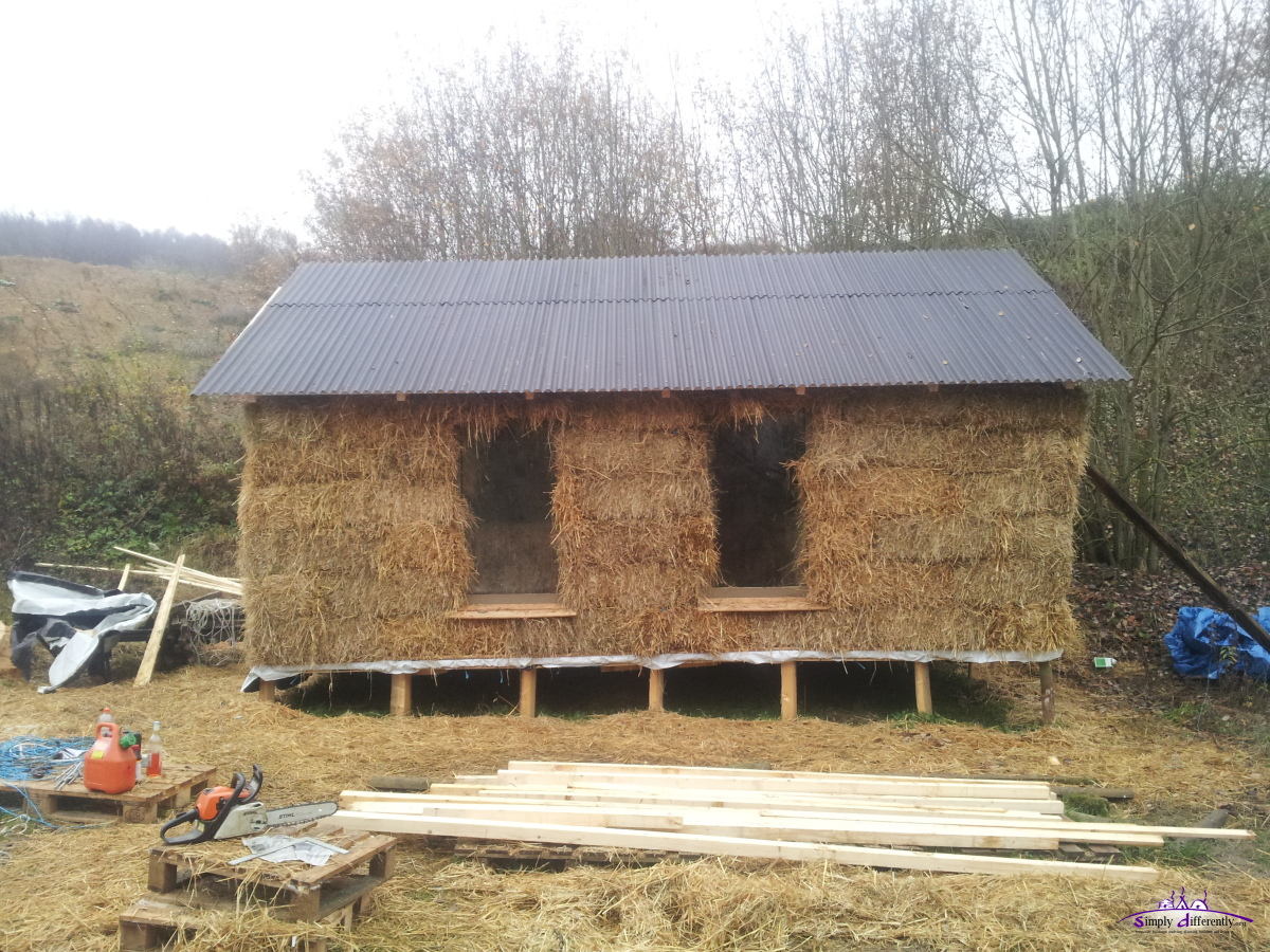 Imageviewer for Straw bale house cost calculator
